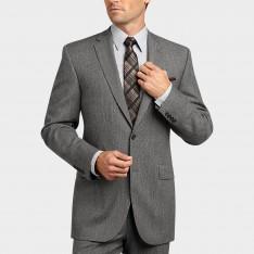 2 Button Smart Businessman's Suit AS-20